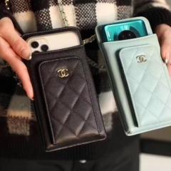 手机换的很快,背个手机包耍耍,感觉fashion的不要不要的。