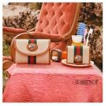gucci 2019春夏系列帆布手提包