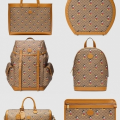 gucci米奇花纹系列包包各种款式