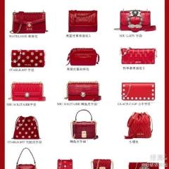 2020 miumiu新款红色女包款式精选